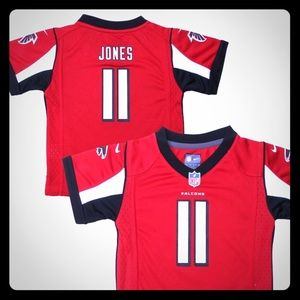 🏈BNWT NFL TEAM APPAREL ATLANTA FALCONS JERSEY